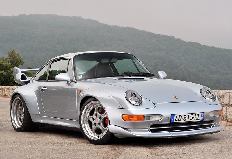Man lot xac cua Huyen thoai Porsche 911 GT2 qua hai thap ky hinh anh 2