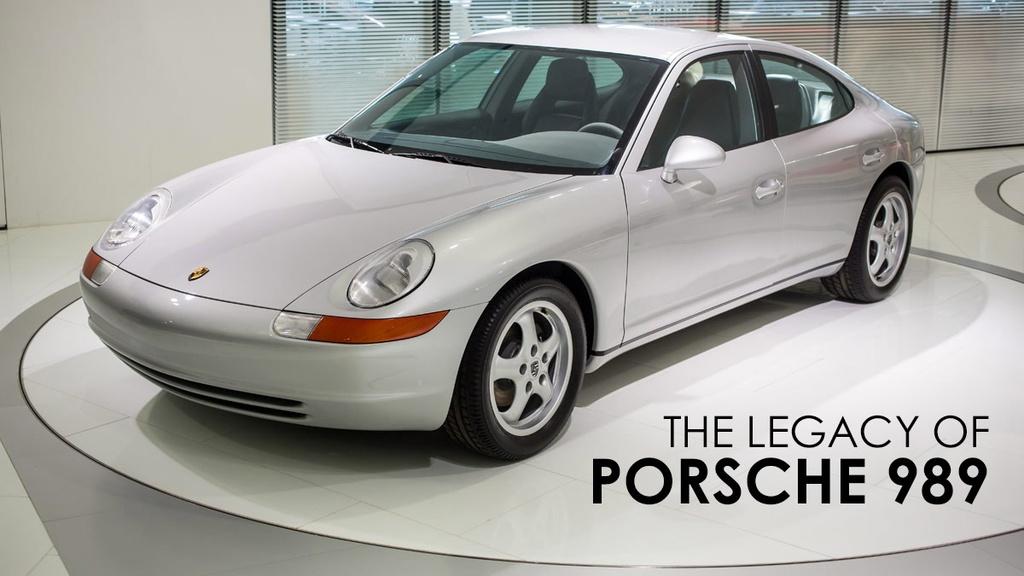Nhung mau xe lam nen ten tuoi Porsche hinh anh 5