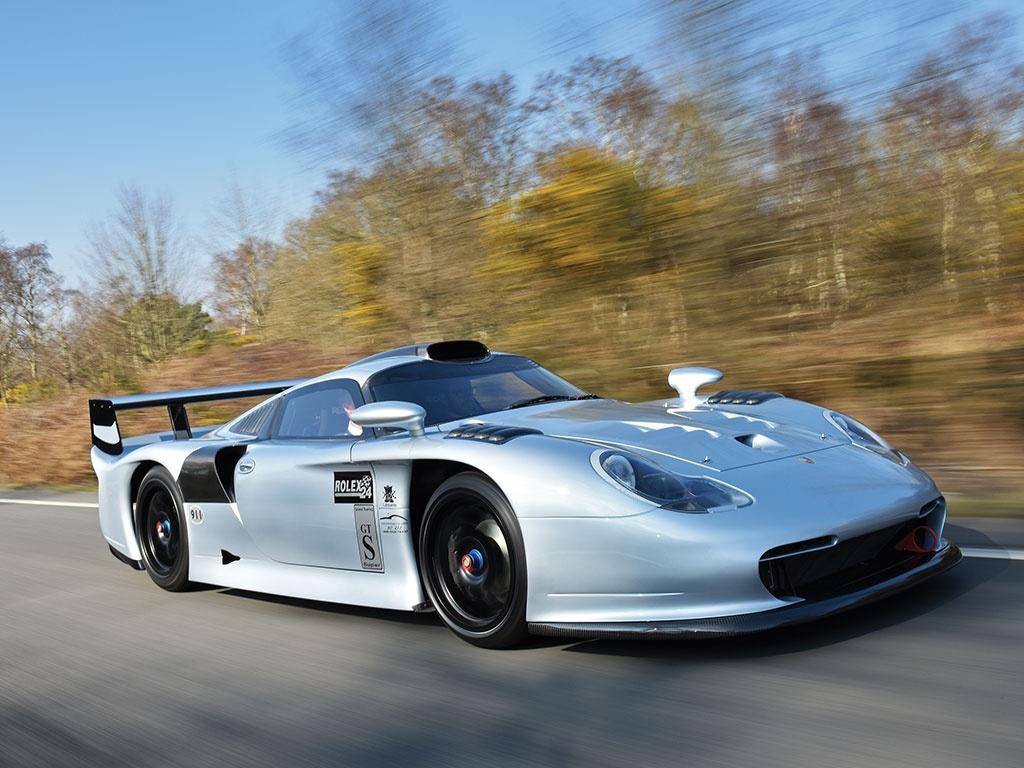 Nhung mau xe lam nen ten tuoi Porsche hinh anh 7