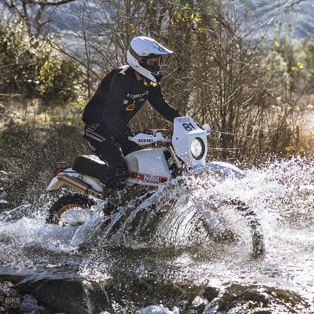 Cao cao Yamaha WR450F 2017 phien ban Dakar den tu My hinh anh 10