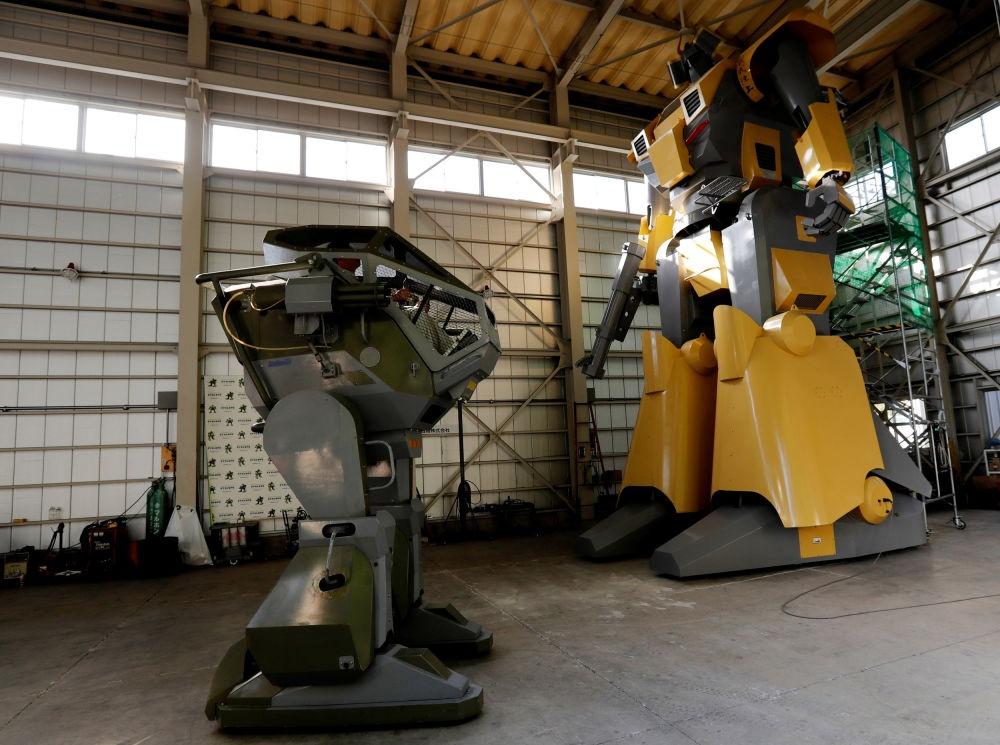Ky su Nhat Ban che tao robot de thoa man giac mo Gundam hinh anh 5