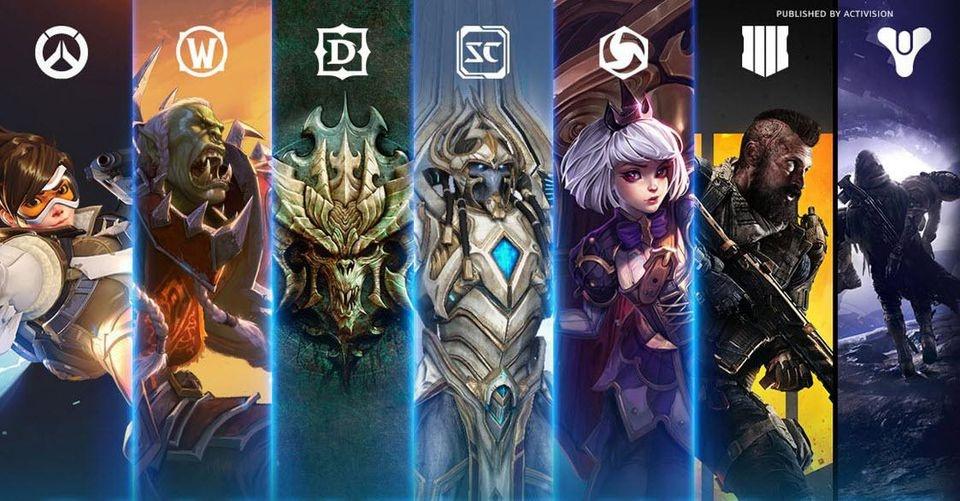 'Nha chung' cua StarCraft, Diablo, Candy Crush, Overwatch dang lun bai hinh anh 1