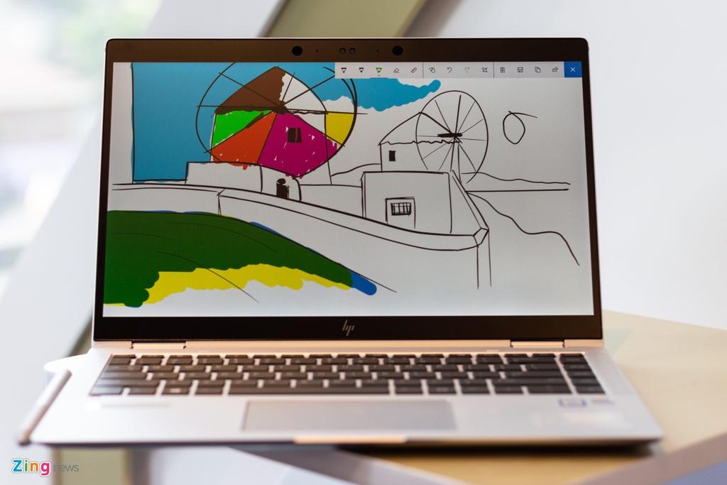 HP ra mat laptop Spectre va EliteBook moi, gia tu 42 trieu hinh anh 6