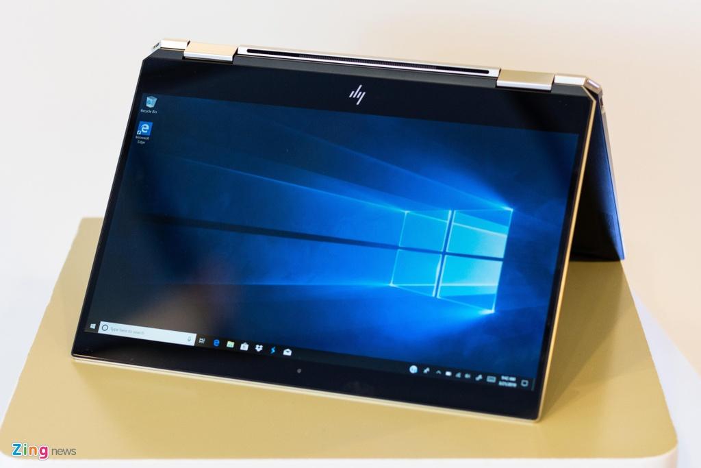 HP ra mat laptop Spectre va EliteBook moi, gia tu 42 trieu hinh anh 1