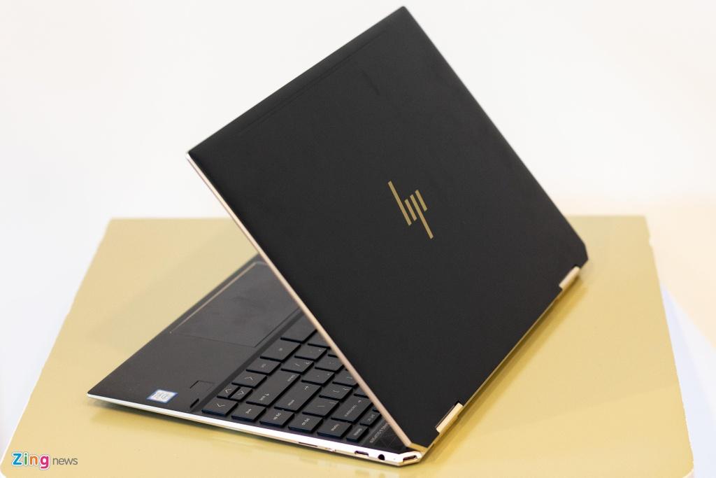 HP ra mat laptop Spectre va EliteBook moi, gia tu 42 trieu hinh anh 3