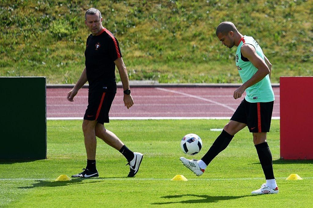 'Hung than' Pepe tro lai tran chung ket Euro hinh anh 2