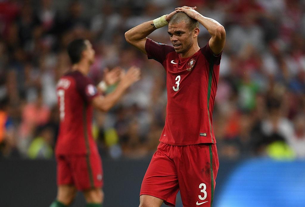 'Hung than' Pepe tro lai tran chung ket Euro hinh anh 1