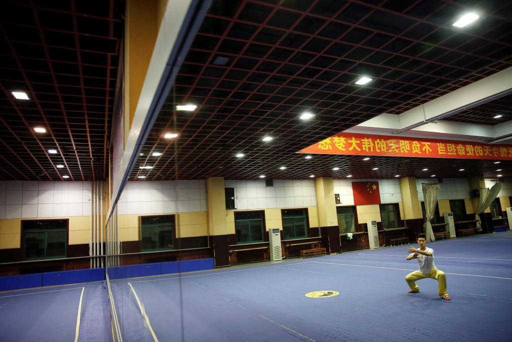 Dang sau nhung tam huy chuong Olympics cua Trung Quoc hinh anh 13