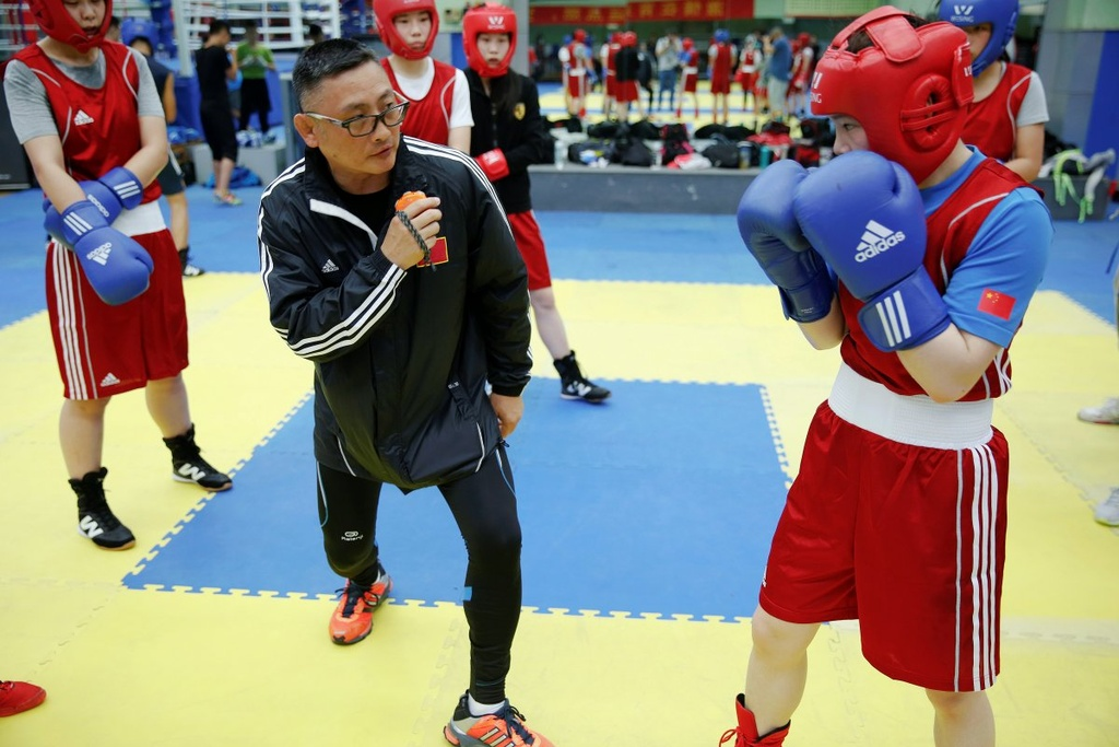Dang sau nhung tam huy chuong Olympics cua Trung Quoc hinh anh 8