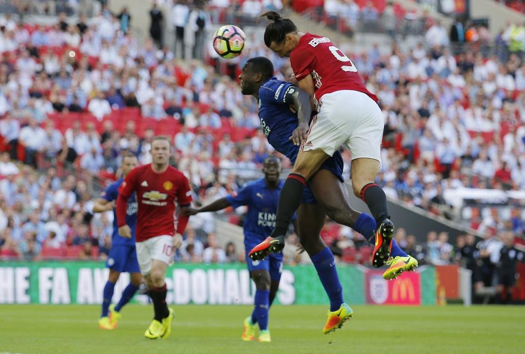 Ibra phan khich sau ban thang quyet dinh vao luoi Leicester hinh anh 1