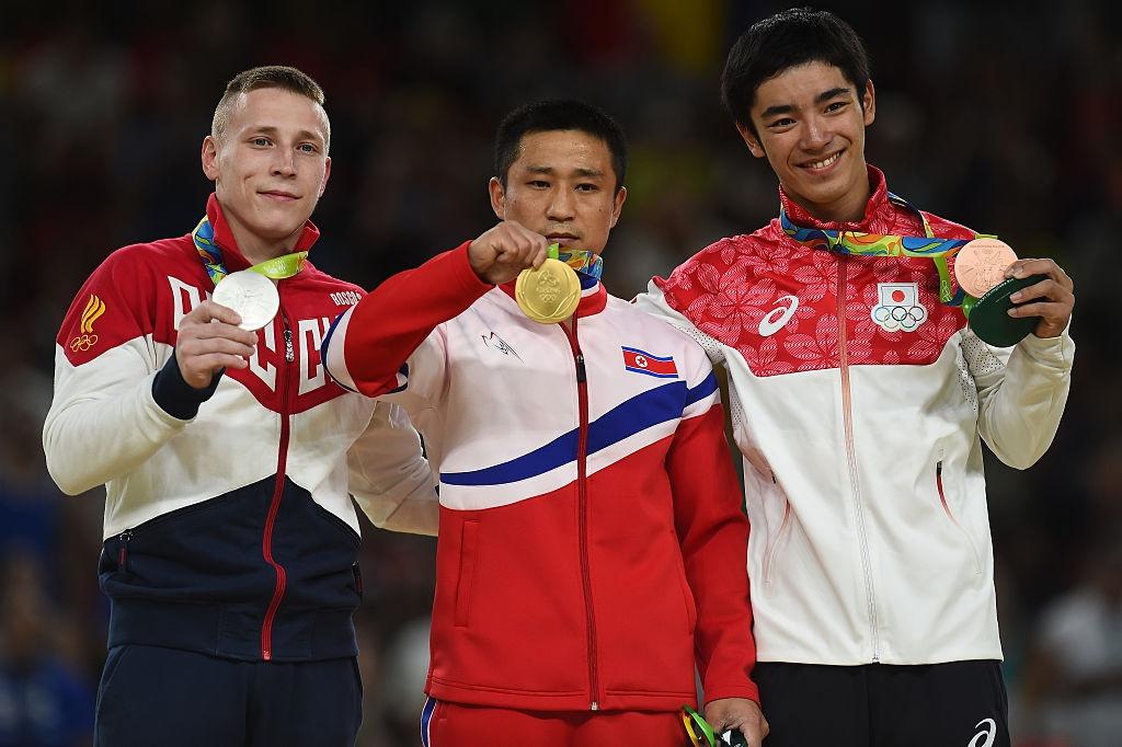 Nha vo dich 'mat lanh'  tai Olympic Rio anh 1