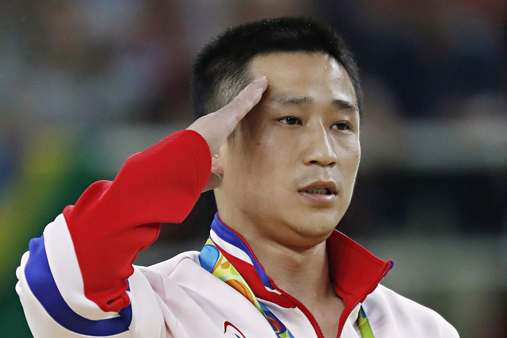 Nha vo dich 'mat lanh'  tai Olympic Rio anh 2