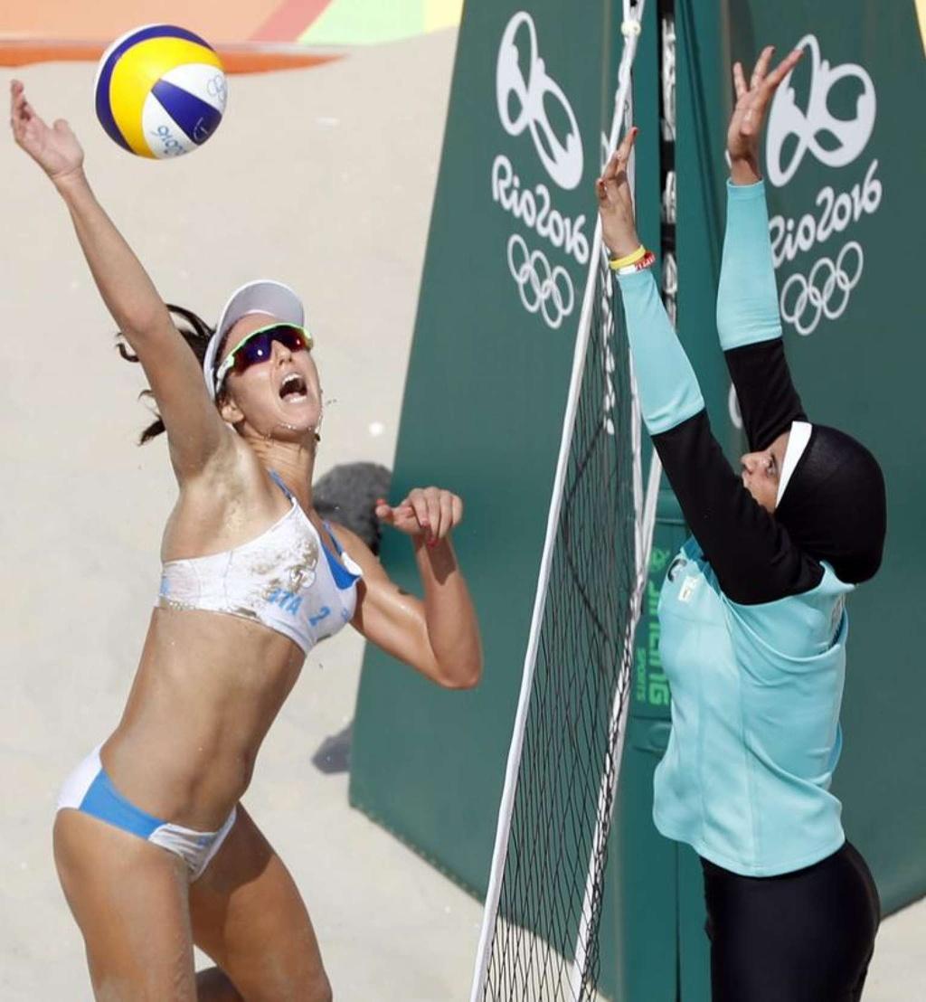 10 khoanh khac dep nhat The van hoi Rio 2016 hinh anh 2