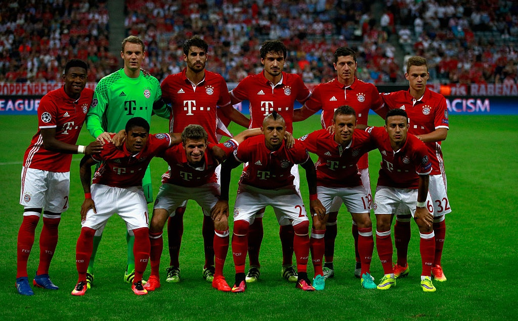 Song sat Mueller- Lewan lap cong, Bayern 'huy diet' doi thu hinh anh 1