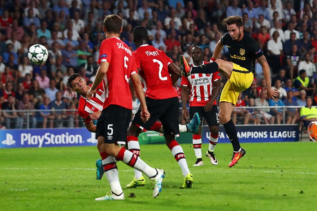 Atletico nhoc nhan vuot qua PSV trong tran cau do mau hinh anh 4