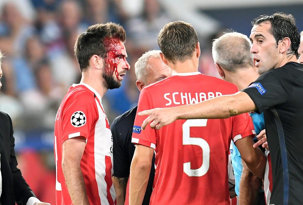 Atletico nhoc nhan vuot qua PSV trong tran cau do mau hinh anh 5