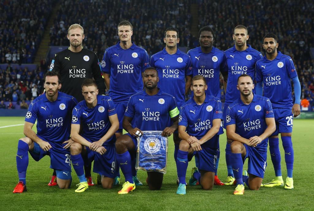Leicester xay chac ngoi dau bang G sau tran thang Porto hinh anh 2