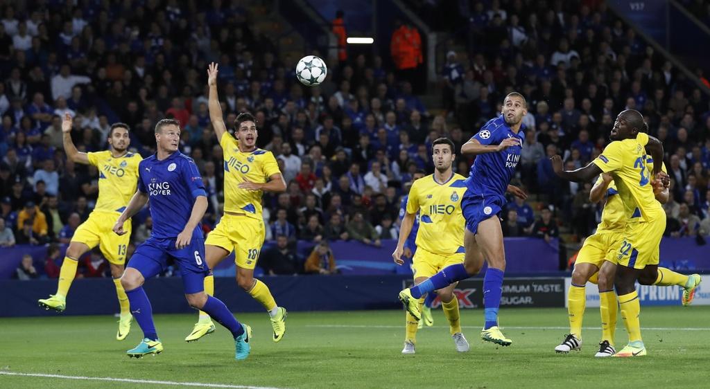 Leicester xay chac ngoi dau bang G sau tran thang Porto hinh anh 4