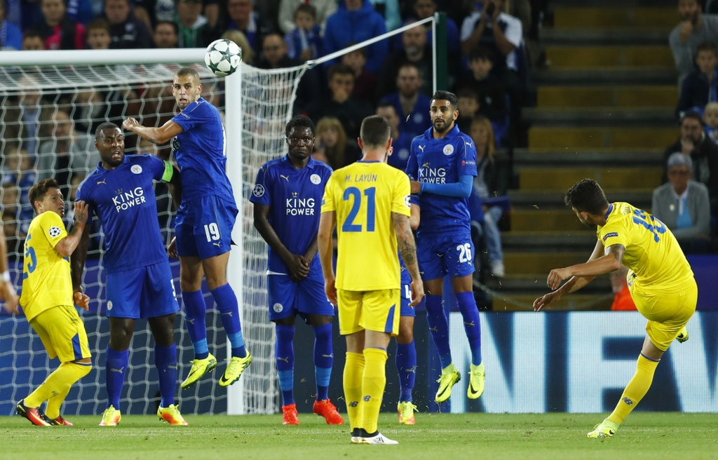 Leicester xay chac ngoi dau bang G sau tran thang Porto hinh anh 6