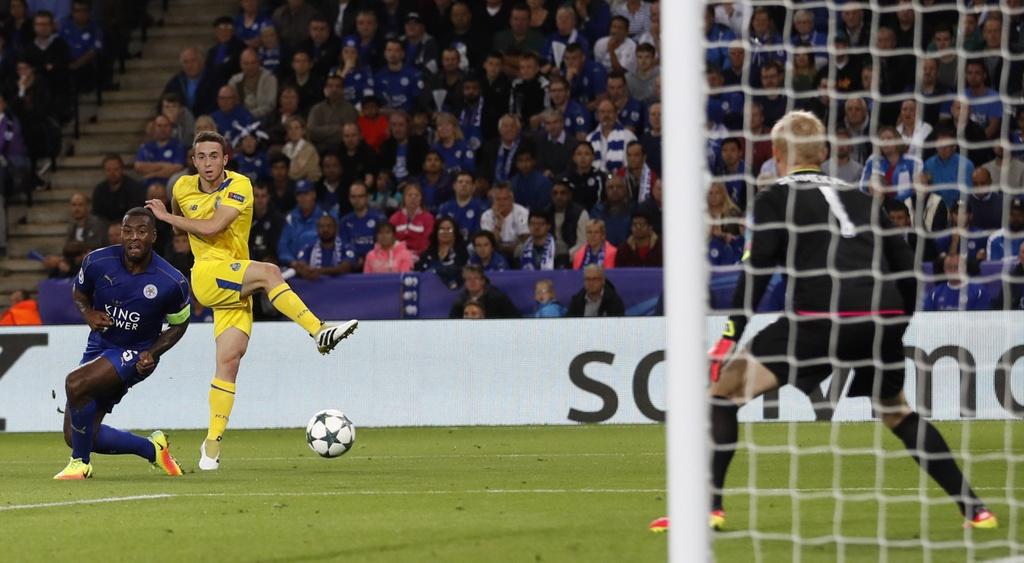 Leicester xay chac ngoi dau bang G sau tran thang Porto hinh anh 7