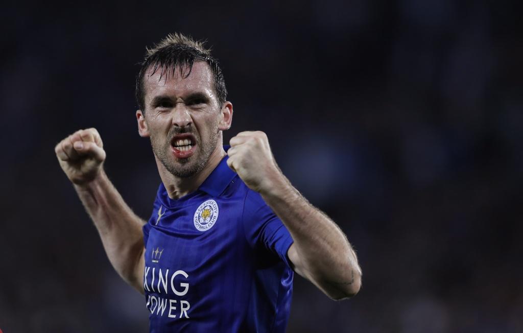 Leicester xay chac ngoi dau bang G sau tran thang Porto hinh anh 9