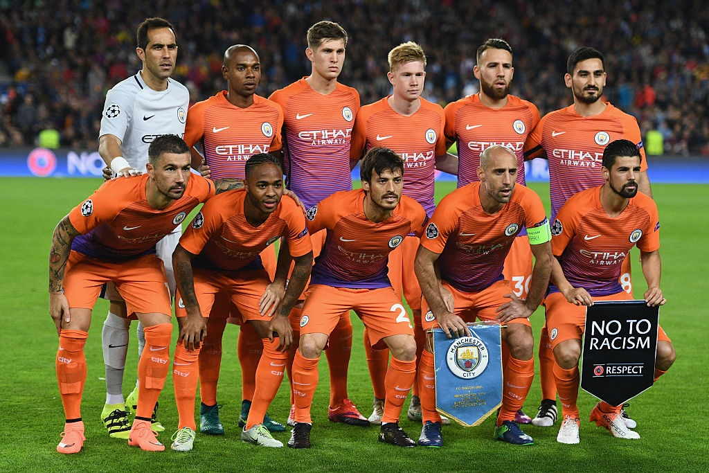 Messi lap hat-trick giup Barca de bep Man City 4-0 anh 2
