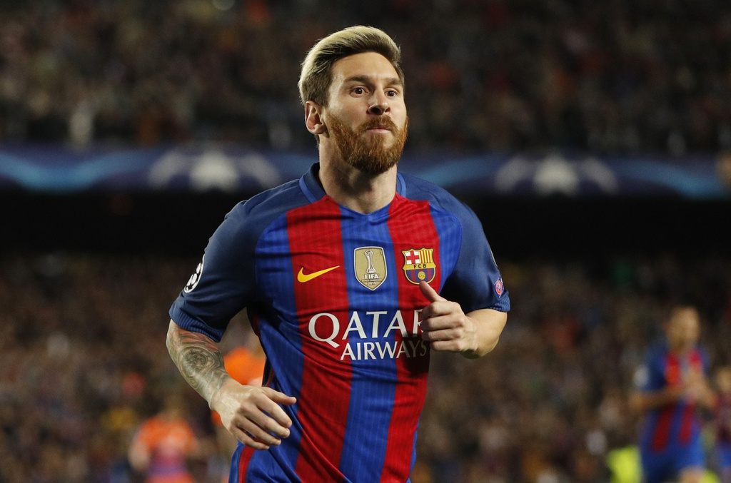 Messi lap hat-trick giup Barca de bep Man City 4-0 anh 4