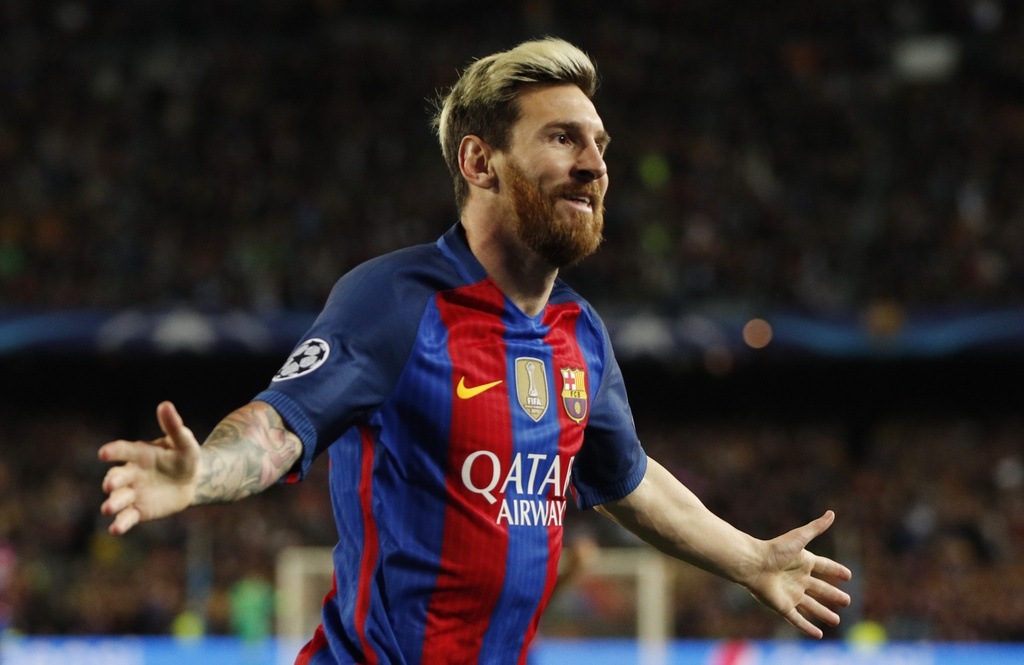 Messi lap hat-trick giup Barca de bep Man City 4-0 anh 8
