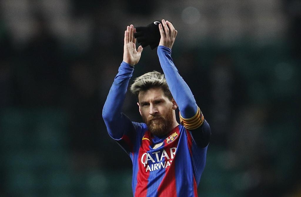 Messi lap cu dup dua Barca vao vong knock-out hinh anh 9