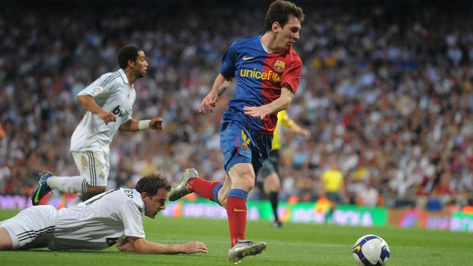 Messi hung than cua Real Madrid anh 4