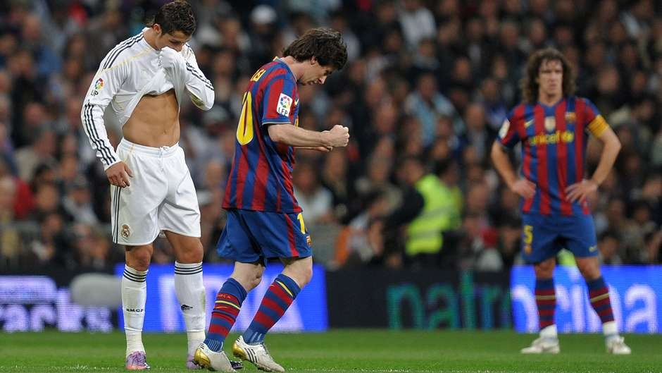 Messi hung than cua Real Madrid anh 5