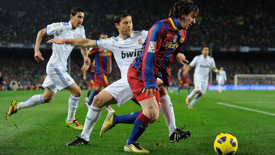 Messi hung than cua Real Madrid anh 6