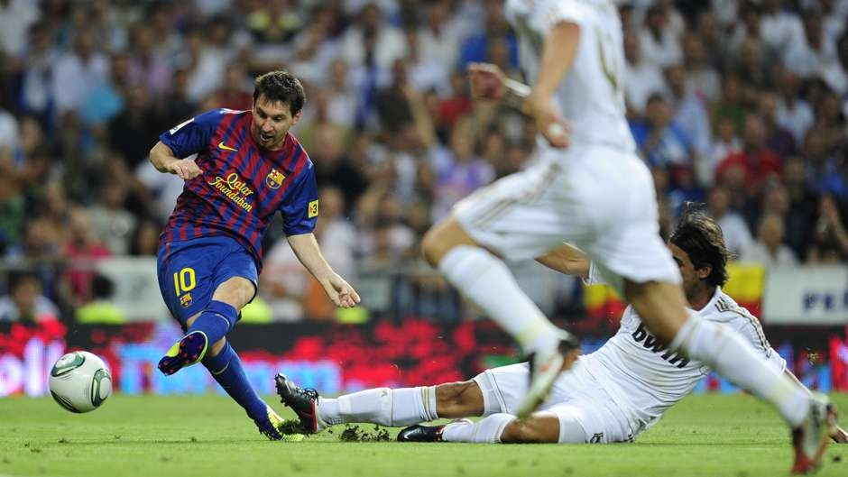 Messi hung than cua Real Madrid anh 9