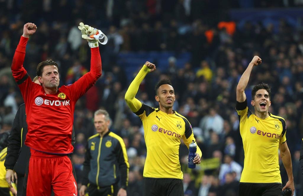 Marco Reus ghi ban phut cuoi giup Dortmund xep tren Real hinh anh 11