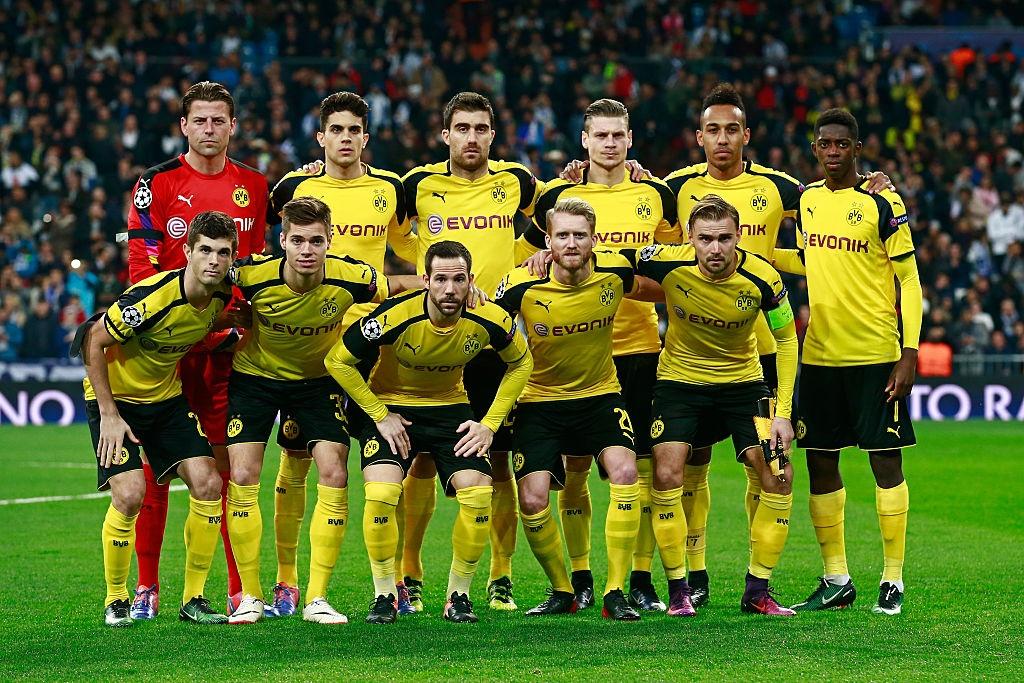 Marco Reus ghi ban phut cuoi giup Dortmund xep tren Real hinh anh 2