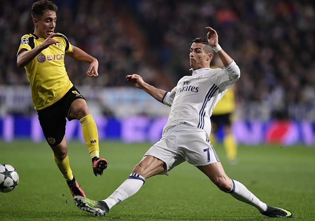 Marco Reus ghi ban phut cuoi giup Dortmund xep tren Real hinh anh 5