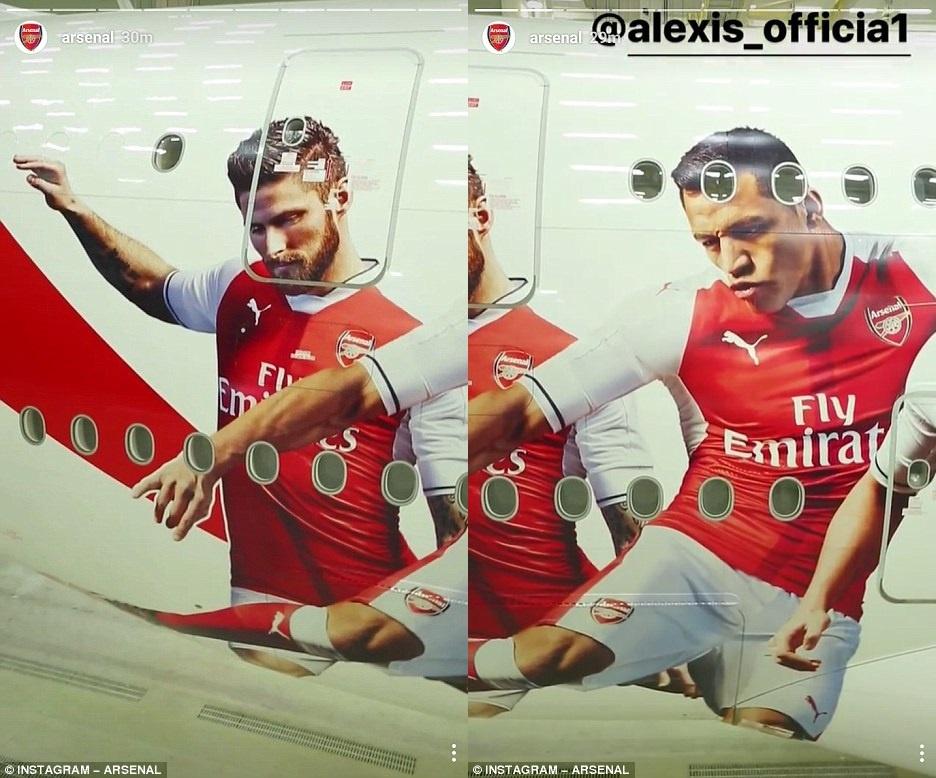 Khong mua cau thu, Arsenal danh tien tau may bay moi hinh anh 2