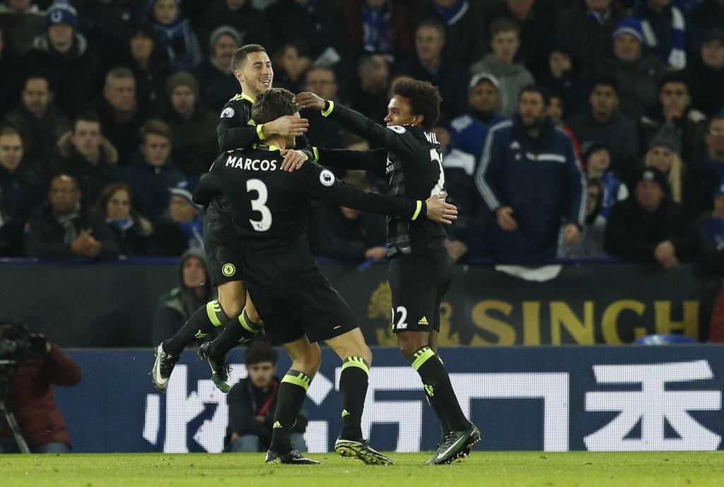 hang thu giup chelsea danh bai Leicester 3-0 anh 3