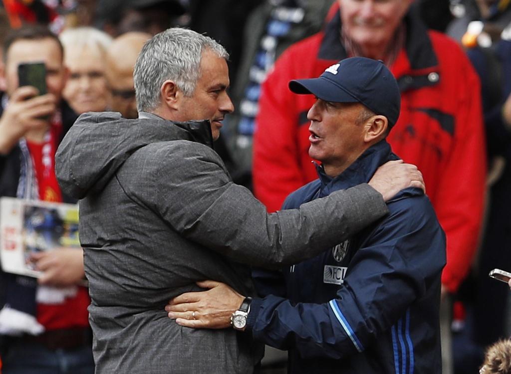 Mourinho co chuoi bat bai dai thu 2 trong su nghiep Premier League hinh anh 2
