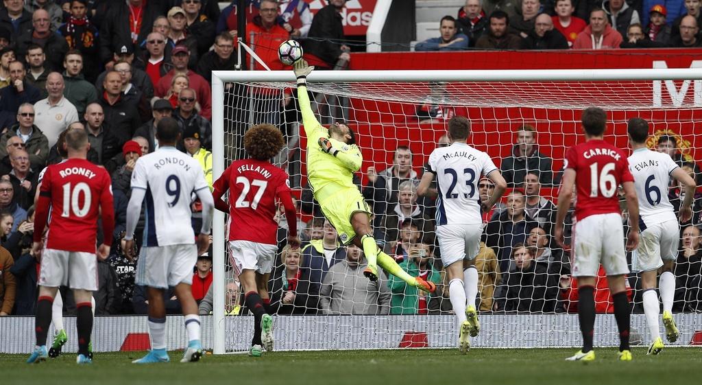 Mourinho co chuoi bat bai dai thu 2 trong su nghiep Premier League hinh anh 8