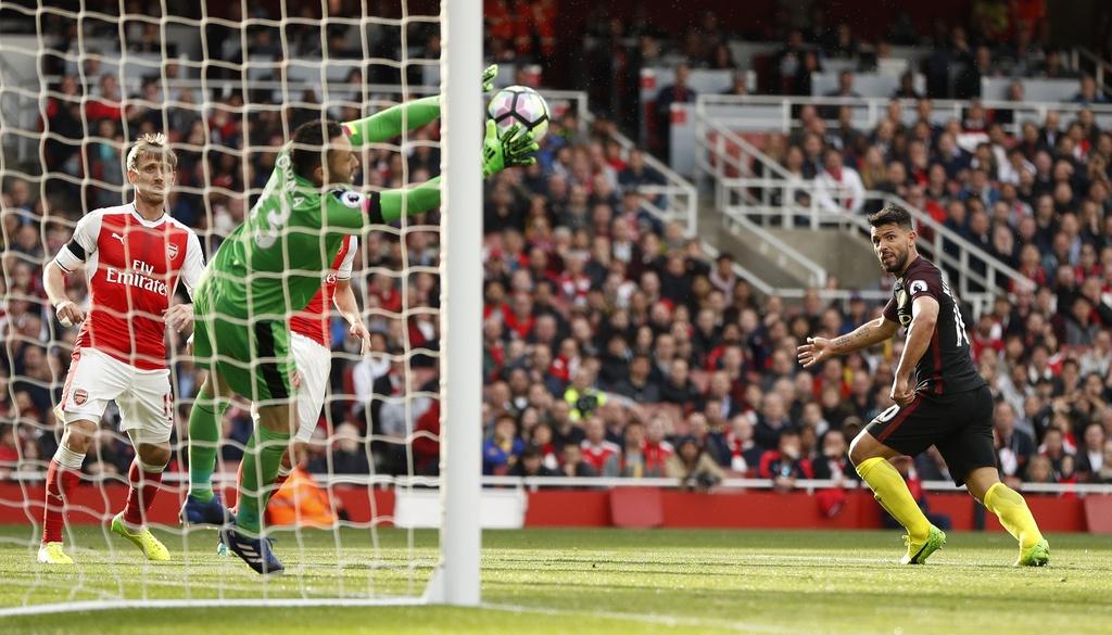 Hoa Man City, Arsenal bo lo co hoi vuot mat MU hinh anh 11