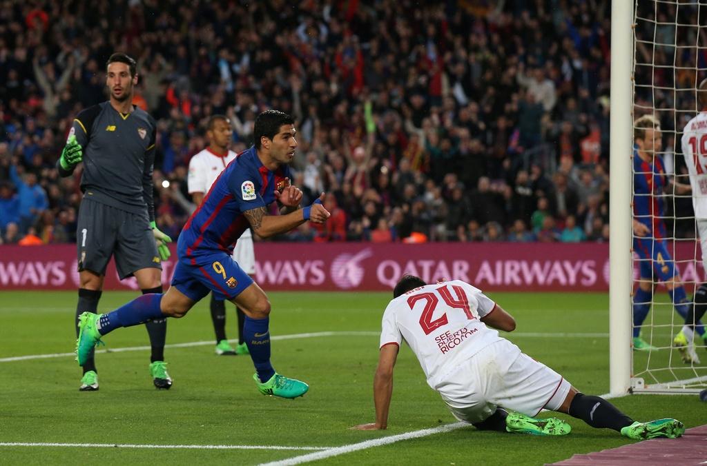 Barca de bep Sevilla 3-0 tren san nha anh 5