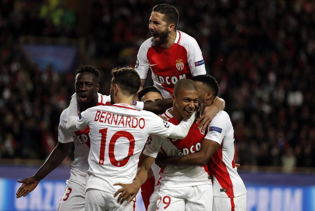 Monaco vao ban ket cup C1 sau tran thang Dortmund anh 2