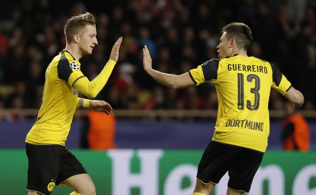 Monaco vao ban ket cup C1 sau tran thang Dortmund anh 5