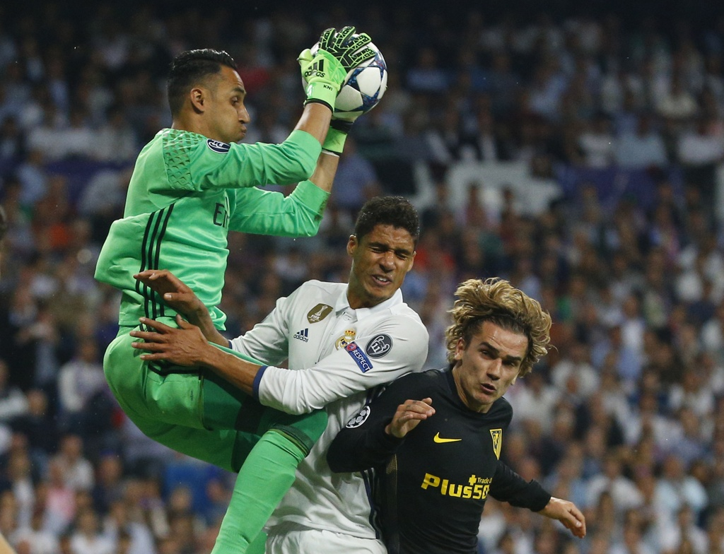 Cham diem Real vs Atletico: Diem 10 cho Ronaldo hinh anh 1