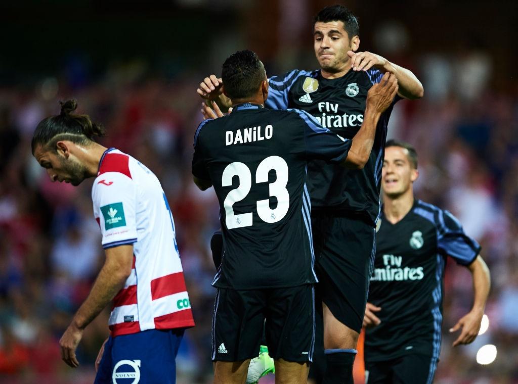 James, Morata lap cu dup giup Real bam duoi Barca hinh anh 3