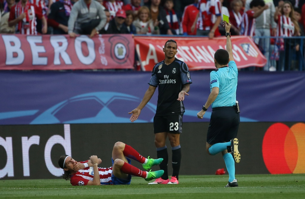Cham diem Atletico 2-1 Real: Isco len dinh, Ronaldo cham day hinh anh 2