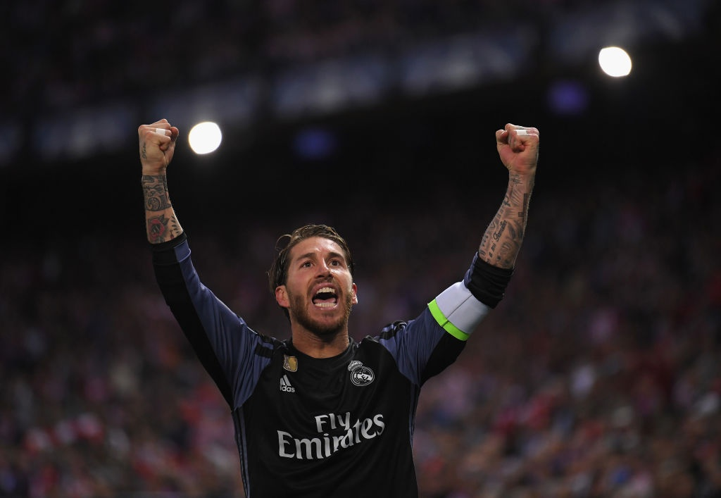 Cham diem Atletico 2-1 Real: Isco len dinh, Ronaldo cham day hinh anh 4