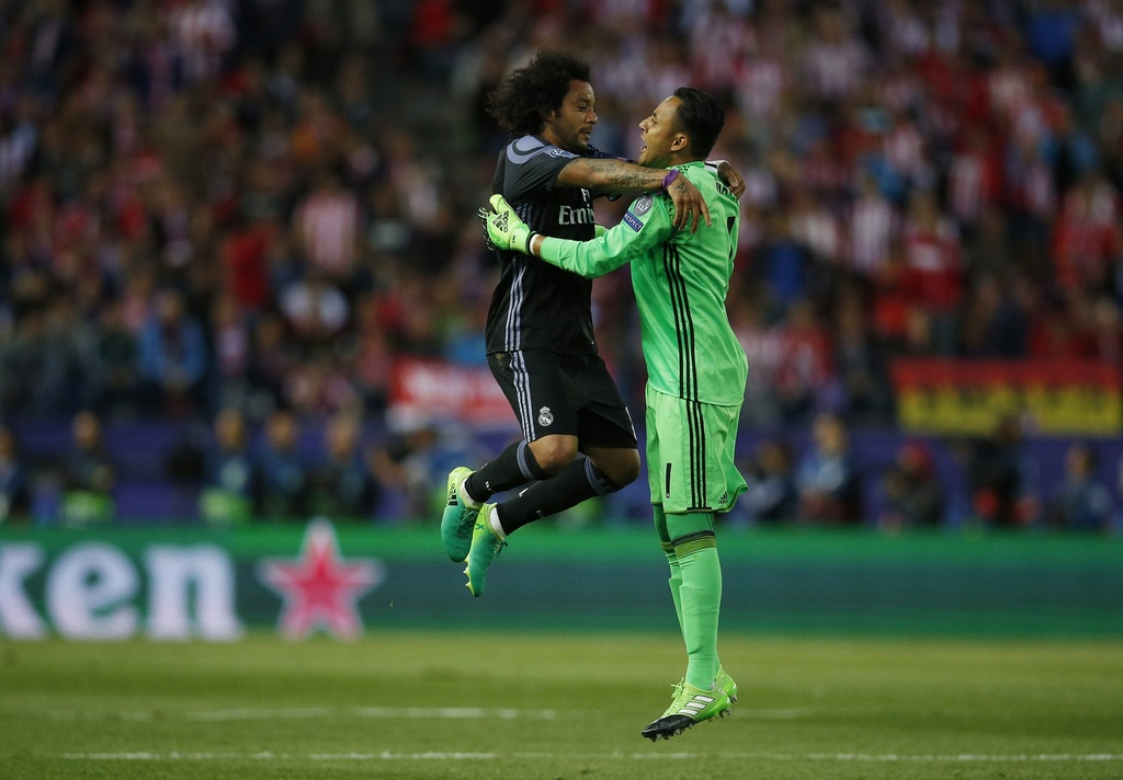 Cham diem Atletico 2-1 Real: Isco len dinh, Ronaldo cham day hinh anh 5