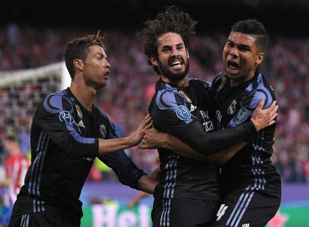 Cham diem Atletico 2-1 Real: Isco len dinh, Ronaldo cham day hinh anh 7